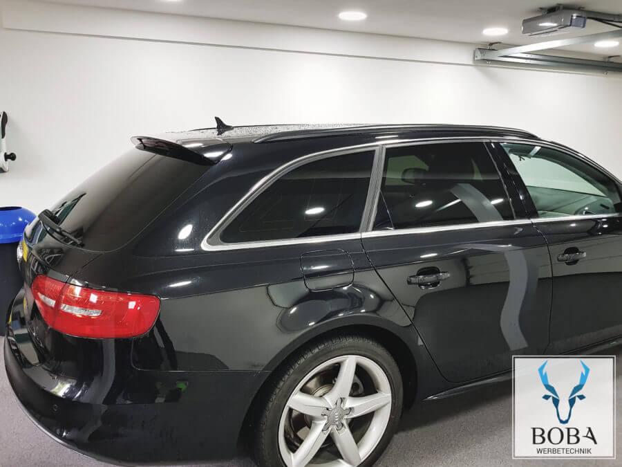 Audi A4 Avant 5% Schwarz dunkel