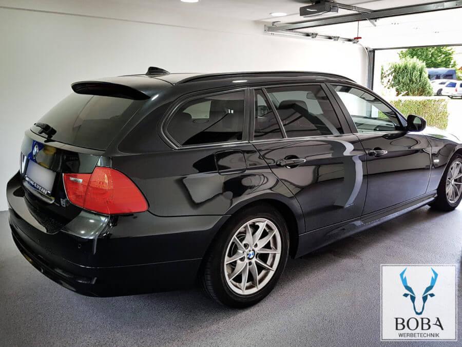 Scheibentönung BMW 3er Touring - 20% Schwarz mittel